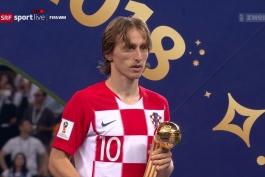 فرانسه - کرواسی - جام جهانی