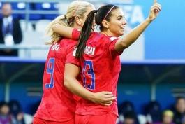تیم زنان آمریکا-جام جهانی زنان