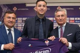 فیورنتینا-ایتالیا-سری آ-شیلی-Fiorentina