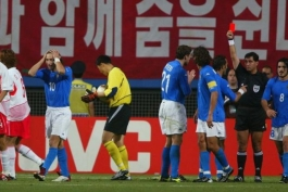 جام جهانی 2002-فرانچسکو توتی-بایرون مورنو
