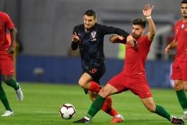 دوستانه ملی - بازی دوستانه ملی - تیم ملی پرتغال - تیم ملی کرواسی - متئو کواچیچ