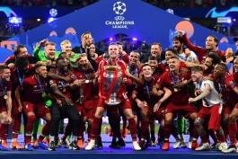 فینال لیگ قهرمانان اروپا-لیورپول-تاتنهام-محمد صلاح-یورگن کلوپ-بازیکنان لیورپول
