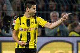 نقل و انتقالات دورتمند-پاری سن ژرمن-فرانسه-آلمان-France-Bundesliga-Borussia Dortmund-PSG