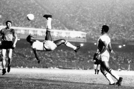 جام جهانی 1938 - برزیل - لهستان - فرانسه - لئونیداس