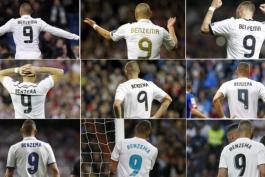 رئال مادرید - شماره 9 لوس بلانکوس - لالیگا - مقایسه مهاجم های رئال مادرید - real madrid - benzema performance