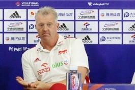 تیم ملی والیبال لهستان-سرمربی تیم ملی والیبال لهستان