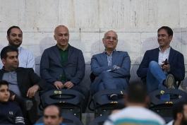 ورزشگاه آزادی-لیگ برتر-جام خلیج فارس-استقلال-معاون ورزشی استقلال