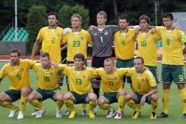 فوتبال لیتوانی