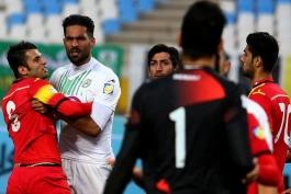 لیگ برتر-جام خلیج فارس-ذوب آهن