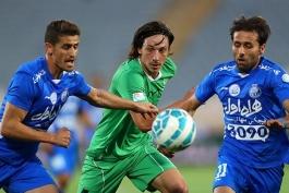 لیگ برتر - جام خلیج فارس - ماشین سازی - استقلال