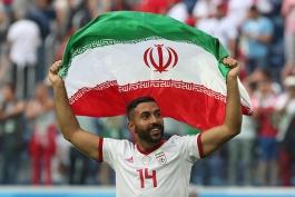 تیم ملی ایران - جام جهانی 2018 روسیه
