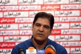 لیگ برتر - جام خلیج فارس - نشست خبری