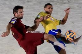 فوتبال ساحلی - جام بین قاره ای فوتبال