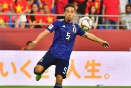 امارات-جام ملتهای آسیا 2019-تیم ملی فوتبال ژاپن