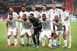 فوتبال جهان-جام ملت های آسیا-تیم ملی فوتبال امارات