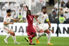 فوتبال جهان-جام ملت های آسیا-بازی امارات و قطر-نیمه نهایی جام ملت های آسیا 2019