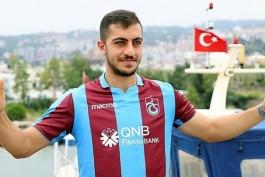 فوتبال جهان-سوپرلیگ ترکیه-مدافع ایرانی ترابزون سپور
