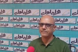 فوتبال ایران-لیگ برتر-مصاحبه خبری سرمربی نفت مسجد سلیمان