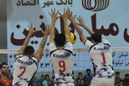 والیبال ایران-لیگ برتر-هفته سیزدهم