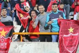 فوتبال ایران-لیگ برتر-هواداران پرسپولیس