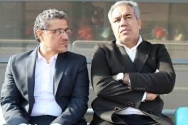 فوتبال ایران-لیگ برتر-سرپرست باشگاه پرسپولیس