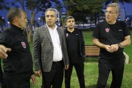فوتبال ایران-باشگاه پرسپولیس-سرمربی سابق و مدیرعامل پرسپولیس-Persepolis