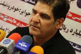 فوتبال ایران-لیگ برتر-نشست خبری سرمربی ماشین سازی