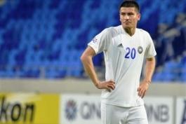 فوتبال جهان-تیم پاختاکور ازبکستان-بازیکن پاختاکور