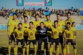 فوتبال ایران-لیگ برتر-عکس تیمی بازیکنان پارس جم