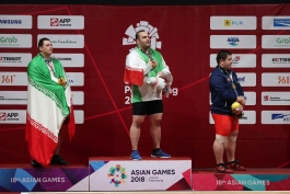 ورزش ایران-وزنه برداری-قهرمان وزنه برداری المپیک