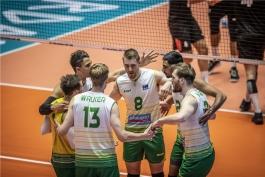 ورزش جهان-لیگ ملت های والیبال-بازی والیبال استرالیا و پرتغال-vollyball-Australia vs Portugal