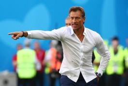 فوتبال جهان-جام جهانی 2018-سرمربی تیم ملی مراکش