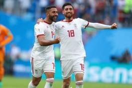 فوتبال ایران-جام جهانی 2018-بازیکنان تیم ملی فوتبال