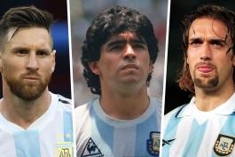 فوتبال ملی-جام جهانی-فوتبال آرژانتین-20 ستاره برتر