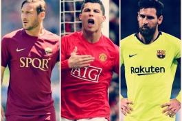فوتبال جهان-ستارگان دنیای فوتبال