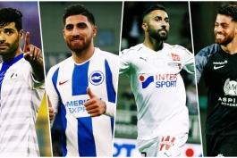 فوتبال ایران-لژیونرهای ایرانی