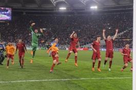اسپانیا - ایتالیا - بارسلونا - رم - لیگ قهرمانان اروپا - واکنش توییتری