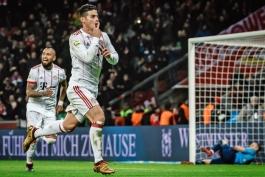 بوندس لیگا - کیکر - تیم منتخب هفته