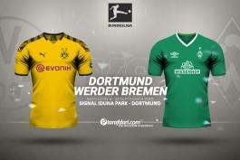 پیش بازی - بوندس لیگا - بروسیا دورتموند - وردربرمن