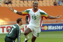 سنگال - دانمارک - گل های کلاسیک جام جهانی - جام جهانی 2002