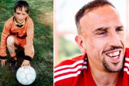 دور و نزدیک فوتبال - ریبری - بایرن مونیخ - صورت زخمی