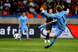 آلمان - اروگوئه - گل های کلاسیک جام جهانی - جام جهانی 2010