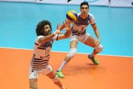 لیگ برتر والیبال؛ پیروزی نفس گیر پیکان بر خاتم اردکان و برد صدرنشین برابر عقاب - volleyball iran league