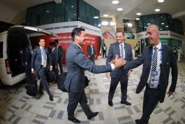 فغانی و اولین قضاوت در امارات؛ مقتدر و بی حرف و حدیث (عکس) - faghani in Asian Cup UAE 2019