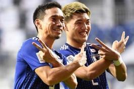 نظر ناگاتومو در توییتر پس از پیروزی ژاپن بر ایران در جام ملتهای آسیا (عکس) - nagatomo on twitter