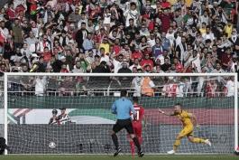فلسطین و تجربه تازه؛ تا همین جا کافی است؟ - palestine fans against australia