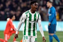 مدافع-اسپانیا-لالیگا-رئال بتیس-Real Betis
