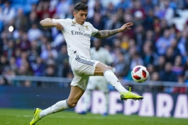 مدافع-اسپانیا-لالیگا-رئال مادرید-Real Madrid