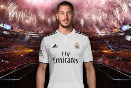 وینگر-بلژیک-اسپانیا-لالیگا-رئال مادرید-Real Madrid