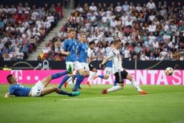 آلمان 8-0 استونی؛ قدرت نمایی مانشافت در شب بریس رویس و گنابری